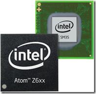 Atom processor