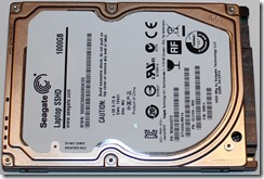 Hard disks are major/hard and slow