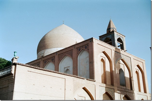 Vank Cathedral, Armenian Cathedral in Isfahan