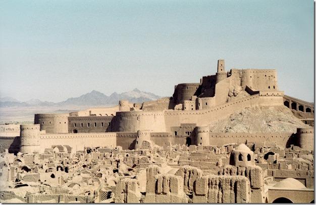 Arg-a-Bam, Iran