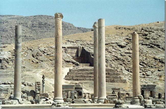 Tomb, Persepolis