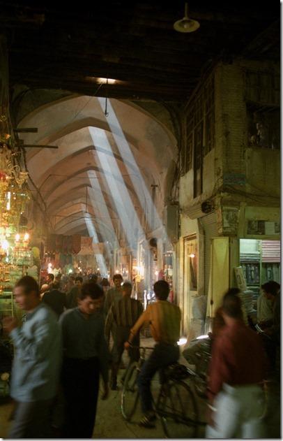 Bazaar, Isfahan