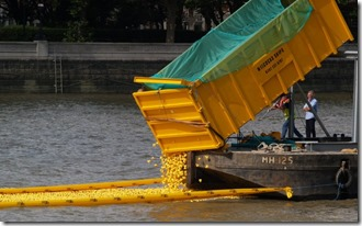 Details? More like duck tails, am I right (thousands of ducks being dumped into the Thames, circa 2006)